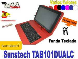 FUNDA-TECLADO-TABLET-SUNSTECH-TAB101DUALC-10-1-034-KEYBOARD-MICRO-USB