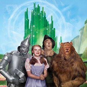Wizard-of-Oz-Four-Friends-Westland-Giftware-Canvas-Wall-Art-12-034-x-12-034