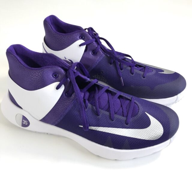premium selection a08d3 152d7 Nike KD Trey 5 IV Basketball Shoes~Mens 17~Purple ~NEW~856484