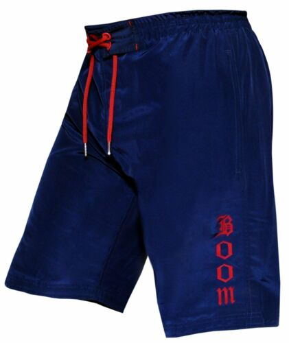 BooM Pro Men Sports MMA Shorts Gym lifting Running Tennis Football Soccer