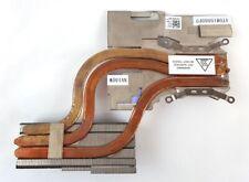 Dell AlienWare M18x R2 Cooling Heatsink Assembly Y48TK