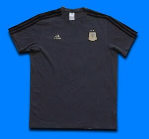 sports shoes 08775 d2c61 Details about ADIDAS MESSI #10 ARGENTINA TEE..LARGE..FOOTBALL TOP T SHIRT  F85556 LIONEL L KIT