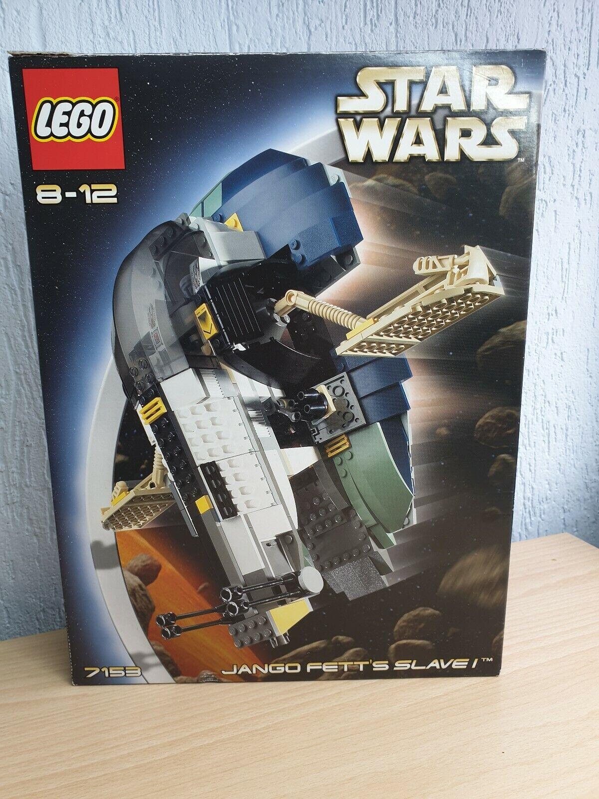 LEGO StarWars Jango Fett's Slave I (7153)