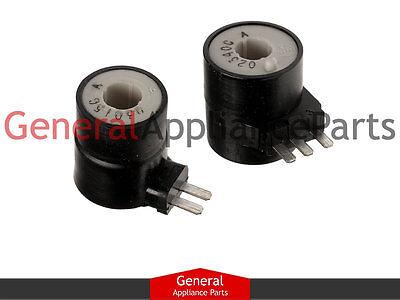 Frigidaire Kenmore Dryer Gas Valve Coil Kit 3201244 3201243 08015680 08015679