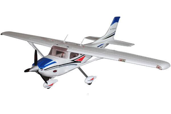 Dynam Cessna 182 Trainer 1280mm RTF con giroscopio & auto sistema di recupero