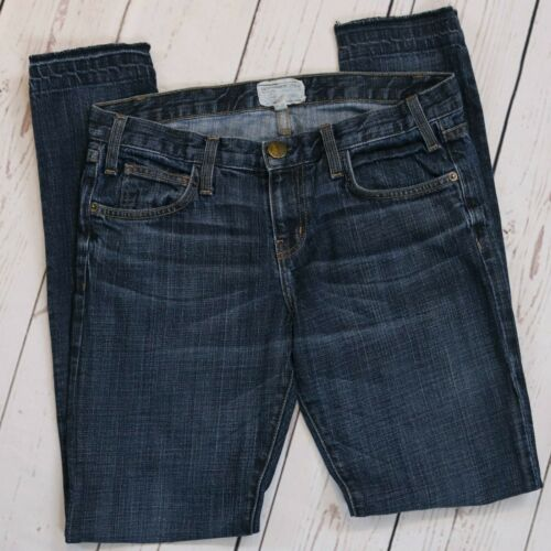 Current/Elliott The Roller 1950s Hoodlum Jeans Ra… - image 1