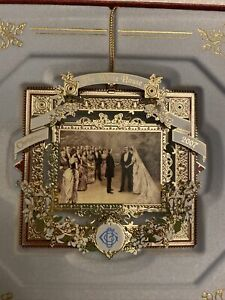 white house christmas ornament 2007 Vintage Collectible