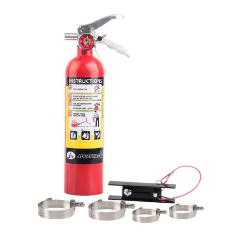 Tusk UTV Fire Extinguisher Kit Fits CAN AM MAVERICK X3 XRS XDS MAX TURBO R