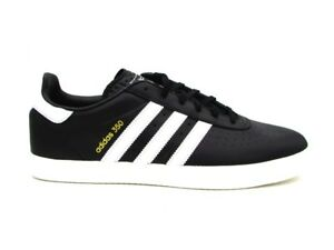 reputable site d5ed2 484a9 Image is loading Adidas-Sneakers-adida-350-Black-White-cq2779