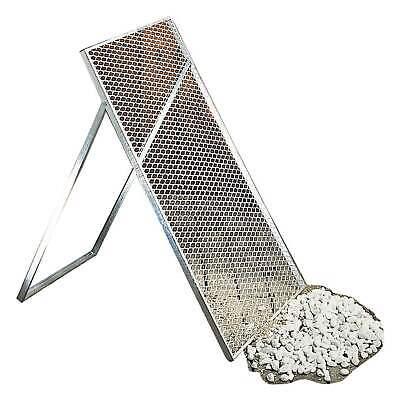 001121 Brista Durchwurfsieb Streckmetall Maschenweite 17 x 40 mm Größe 1000 X..