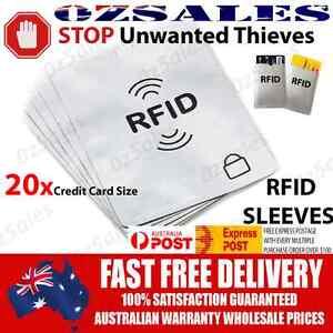 20x-Credit-Card-ID-RFID-Blocking-Sleeve-Shield-Holder-Protector-2