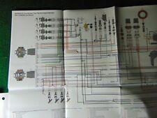Mercury Outboard 40 50 60 Wiring Harness Diagram Tiller Handle Engine Ebay
