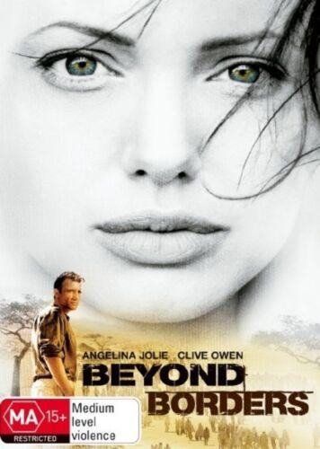 1 of 1 - DVD Movie - BEYOND BORDERS - As New - Region 4