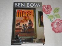 Mars, Inc : The Billionaire's Club By Ben Bova Signed