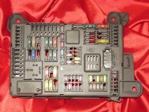BMW E70 E71 E72 X5 X6 series REAR TRUNK POWER DISTRIBUTION FUSE BOX ...