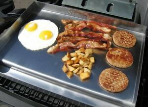 Grill-Griddle-Gas-Top-Countertop-Flat-Stainless-Commercial-Thermal ...
