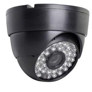 Dome CMOS 1300TVL 2.8MM 3.6MM 6MM 8MM Analog CCTV Indoor IR Led Security Camera