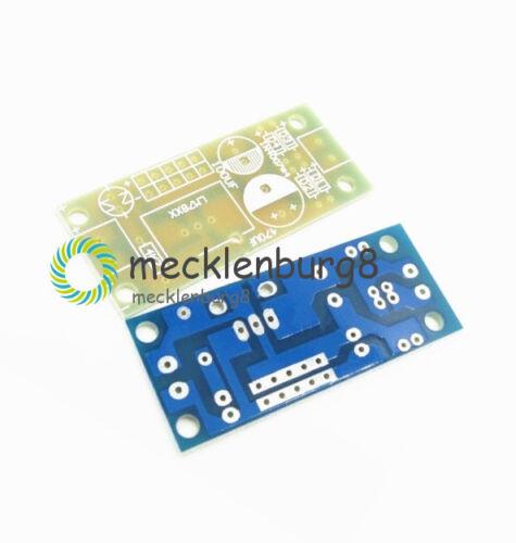 2X L78XX PCB LM78XX LM7805 LM7812 Fixed Regulator PCB Board FAST DISPATCH
