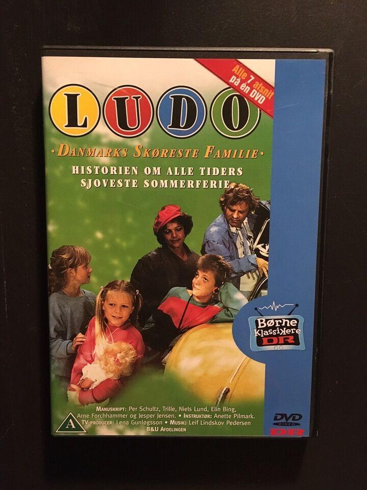 Ludo, DVD, familiefilm