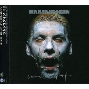 Rammstein-Sehnsucht-Extra-Tracks-JAPAN-CD-POCP-7299-neu-mit-OBI