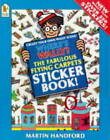 Where's Wally? Flying Carpet Sticker Boo by Martin Handford (Paperback, 1994)