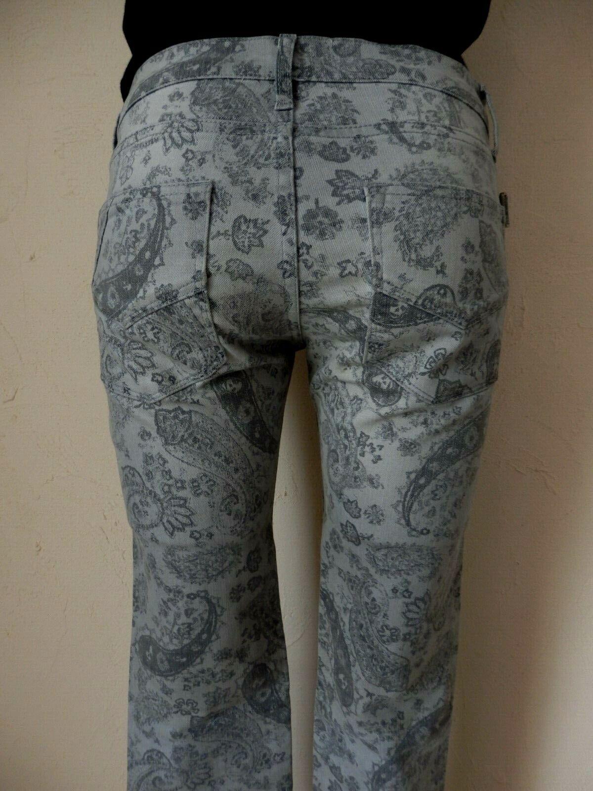 ZADIG & VOLTAIRE - Jeans Jeans Jeans   Winter   - grau gedruckt - t. 27us d.h. 37fr 939cf2