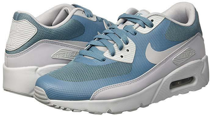Nike Air Max 90 Ultra 2.0 Essential SIZE 8.5 Smokey Blue/Wolf Grey
