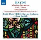 Mariazellermesse/Paukenmesse von Burdick,REBEL Baroque Orchestra (2010)