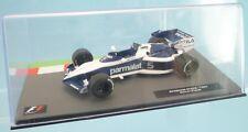 Formula 1 BRABHAM BT52B 1/43 - 1983 Nelson Piquet die cast metal model F1