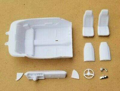 Revell 1/24 1971 Plymouth Hemi Cuda Interior And Related Parts Discounts Sale Automotive