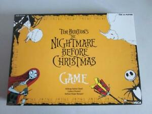 image is loading tim burton 039 s the nightmare before christmas - Nightmare Before Christmas Board Game