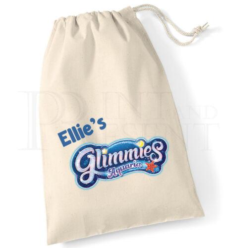 Personalised glimmies acquari coulisse Storage Bag