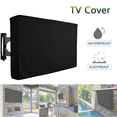 Plasma Led Tv Cover Dustproof Waterproof Outdoor Television