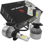 2Pcs 55W H7 4600LM 6000K CREE LED Headlight 12V Car Conversion Bulbs Kit White