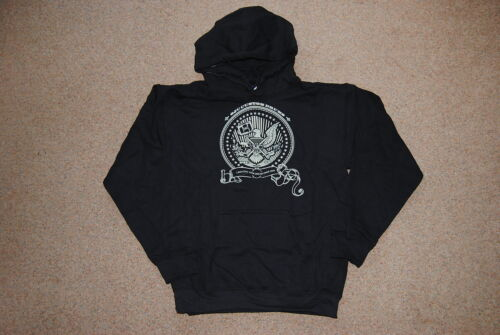 SJC DRUMS SINCE 2000 SEAL HOODIE NEW OFFICIAL CUSTOM COMPANY MASSACHUSETTS