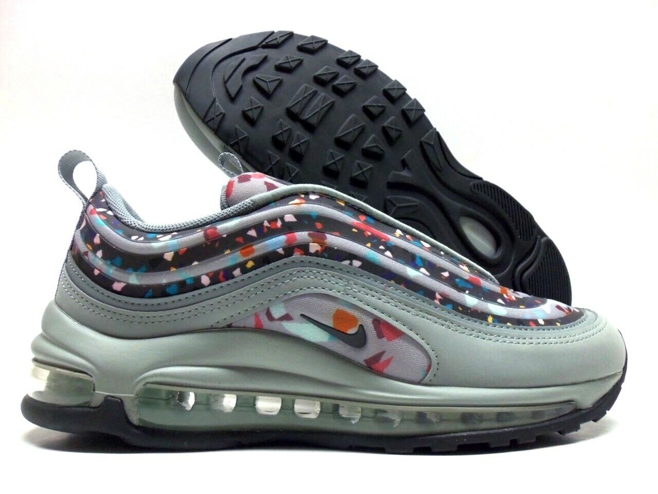 NIKE AIR MAX 97 UL '17 PRM LIGHT PUMICE ANTHRACITE SIZE WOMEN'S 6 [AO2325-001]