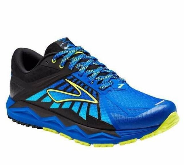 Brooks Caldera Men/'s TRAIL Running 110242 1D 676 Scarpe Uomo Scarpa Sterrato