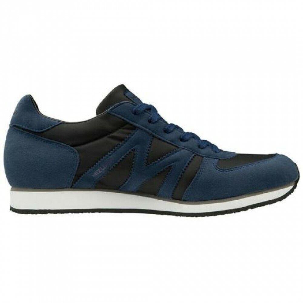sports-style casual sneakers MIZUNO MR1 D1GA1950 Black × Navy