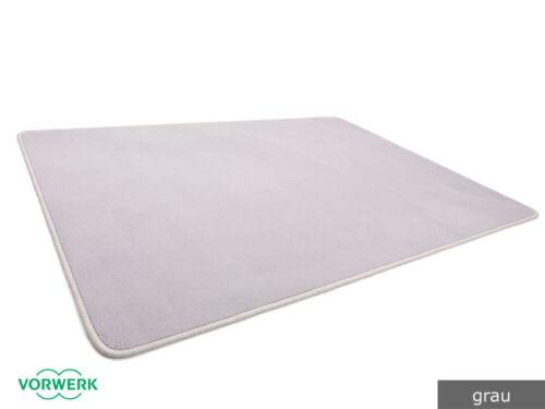 Bijou Uni grau Kettel Teppich verschiedene Größen von Vorwerk