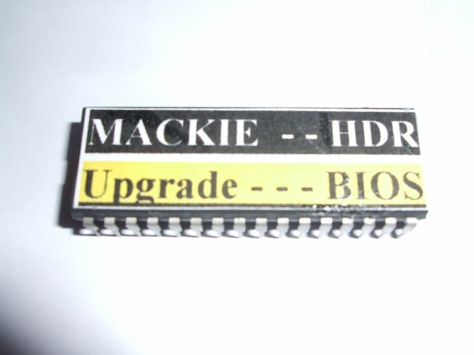 2 x Mackie HDR 24 96 BIOS Upgrade - enables use of larger hard drives - 120 GB