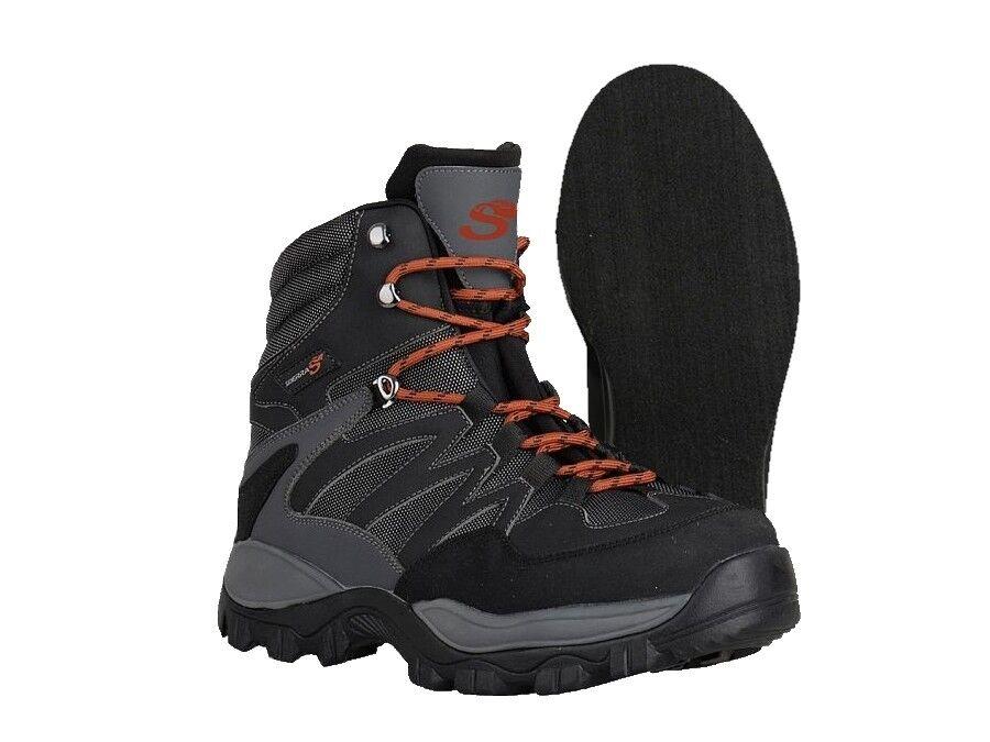 Scierra  X-Force Wading zapatos zapatos zapatos   Talla  40-47 6-12   felt sole   botas de wading 3d3091