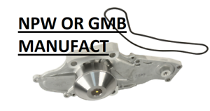 Engine Water Pump GMB 135-1530