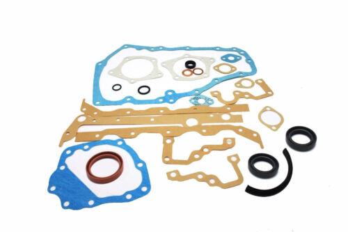 MINI Gearbox 1300 Engine Oil Seal /& Gasket Set AUSTIN MINI 1100