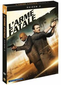 L-039-ARME-FATALE-SAISON-2-INTEGRALE-DVD-NEUF-SOUS-CELLOPHANE