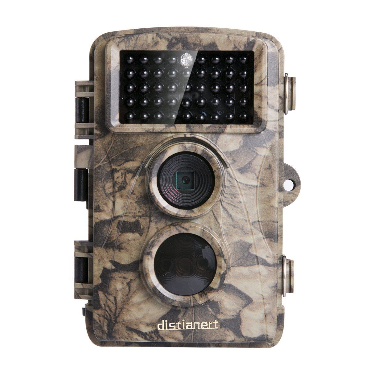 Distianert 12MP 720P Infrared Game&Trail Camera 0.6 Trigger  Time Low Glow Nig...  factory outlet store