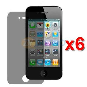 6-in-1-Anti-Glare-Matte-LCD-Screen-Protector-Cover-Film-for-Apple-iPhone-4-4S-4G