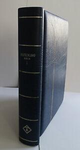 BERLIN-1955-1990-komplett-gestempelte-Sammlung-hoher-Katalogwert