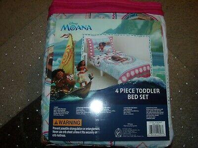 Moana Toddler Bedding Set | Target