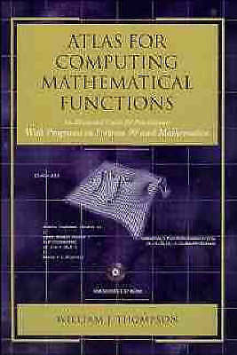 Atlas for Computing Mathematical Functions: An Illustrated Guide for Practition