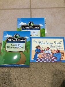 NEW-BJU-Bob-Jones-1st-grade-Reading-1-BOOKLINKS-Once-in-Blueberry-Dell-age-2-6